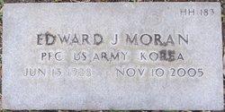 Edward J Moran