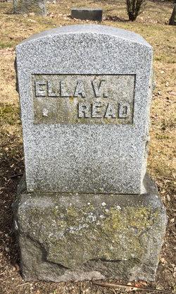 Ella Van Louise <i>Butler</i> Read
