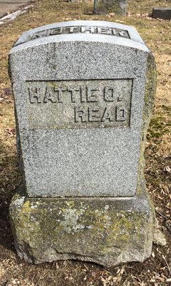 Harriet O Read
