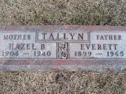 Everett Thomas Tallyn