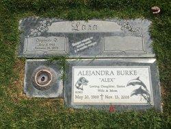 Alejandra <i>Lara</i> Burke