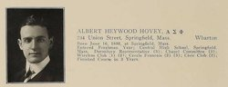 Albert Heywood Hovey