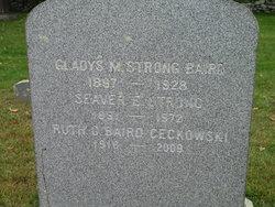 Gladys M <i>Strong</i> Baird