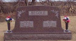 Zella Ruth <i>Overstreet</i> Begole