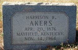 Harrison Rufus Harry Akers