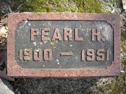 Pearl H Southworth