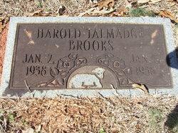 Harold Talmadge Brooks
