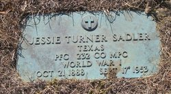Jessie Turner Sadler