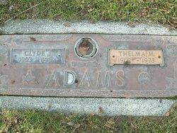 Clyde J Adams
