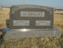 Edward Everett Eddie Albright