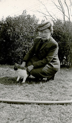 Margaret Irene Maggie <i>Bailey</i> Barrington