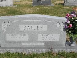 Lennis Gene Bailey
