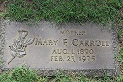 Mary Frances <i>Moore</i> Carroll