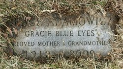 Grace <i>Russell</i> Adamowicz