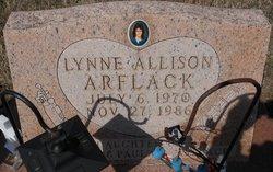 Lynne Allison Arflack