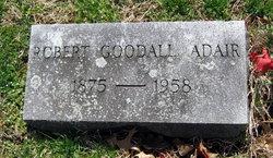 Robert Goodall Adair