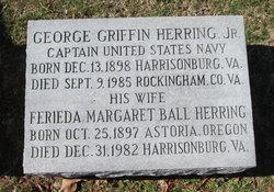 Ferieda Margaret <i>Ball</i> Herring