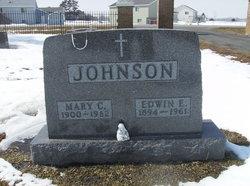 Edwin Eugene Johnson