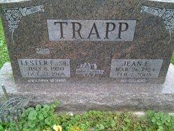 Jean E <i>Colligan</i> Trapp