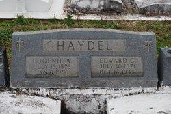 Esther Eugenie <i>Waguespack</i> Haydel