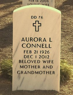 Aurora Lola <i>Urenda</i> Connell