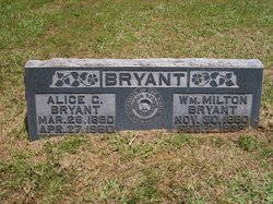 Alice Gertrude <i>Patrick</i> Bryant