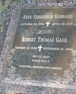 Faye Fergueson Hubbard