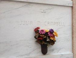 Julia <i>Millet</i> Campbell