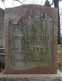 Drucilla <i>Lyttle</i> Edwards