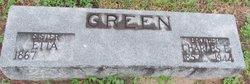 Charles E Green