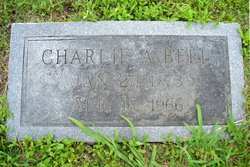 Charlie A. Bell
