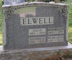 Ruth Lee <i>Lyon</i> Elwell