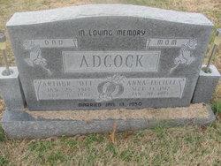 Arthur Ott Adcock