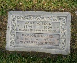 Earl W Beck