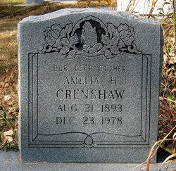 Amelia <i>Hawthorn</i> Crenshaw