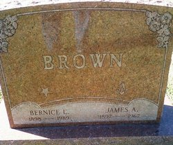 Bernice L <i>Wilson</i> Brown