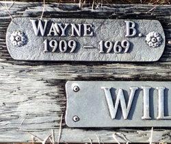 Wayne B. Wilson