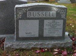 Mary <i>Deutsch</i> Bussell