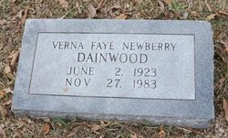 Verna Faye <i>Newberry</i> Dainwood