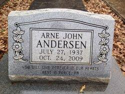 Arne J Andersen