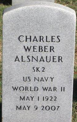 Charles Weber Alsnauer
