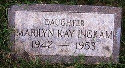 Marilyn Kay Ingram