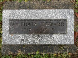 William Edwin Howard, Jr