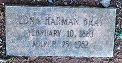 Edna Mae <i>Harman</i> Bray