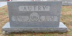 Talmage C. Autry