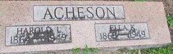 Harold L Acheson