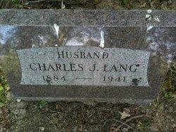 Charles J. Lang