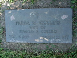 Freda Marie <i>McNelly</i> Collins