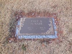 Faye <i>Sharp</i> McNabb