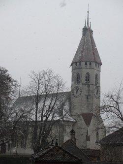 Parish Church of Thun